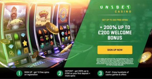 The best free online casino
